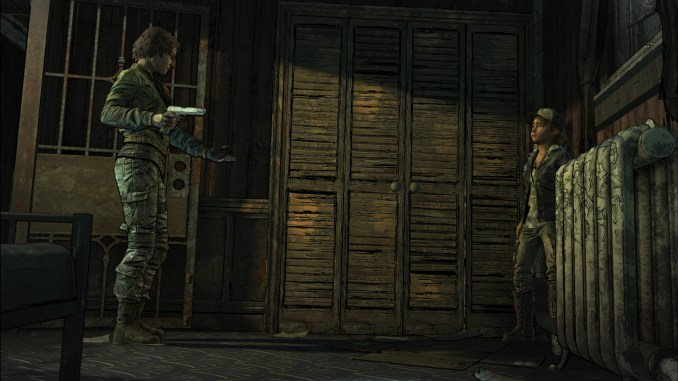 The Walking Dead: The Telltale Definitive Series screenshot 2