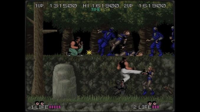 Retro Classix: Bad Dudes screenshot 2