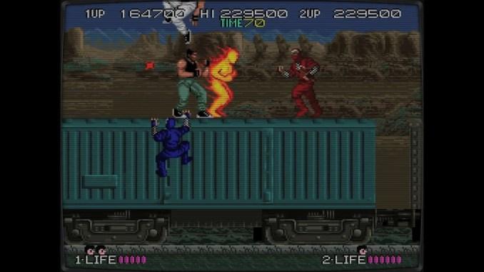 Retro Classix: Bad Dudes screenshot 3