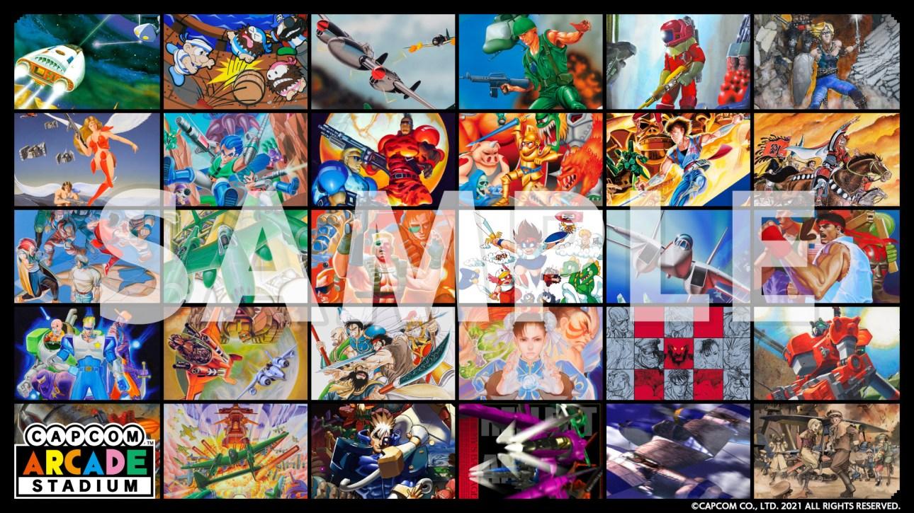 Capcom Arcade Stadium Free Download