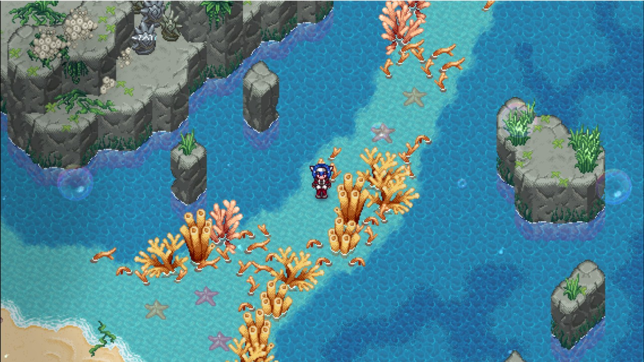 CrossCode A New Home Free Download