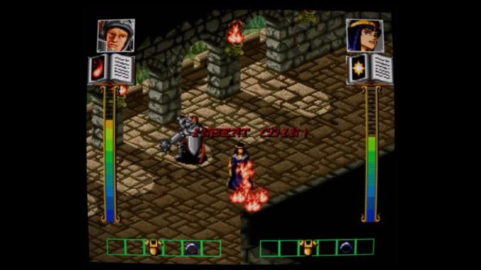 Retro Classix: Gate of Doom screenshot 1