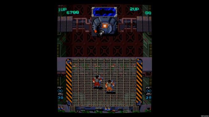 Retro Classix: Heavy Barrel screenshot 2