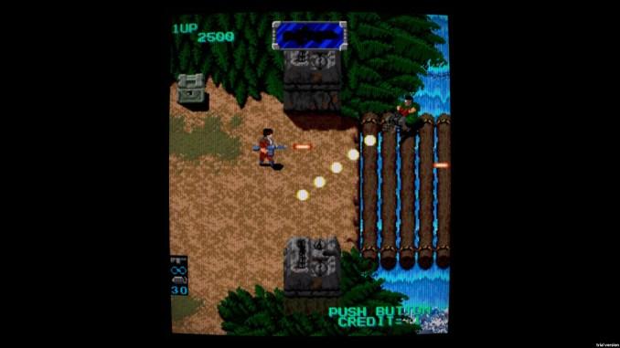 Retro Classix: Heavy Barrel screenshot 1