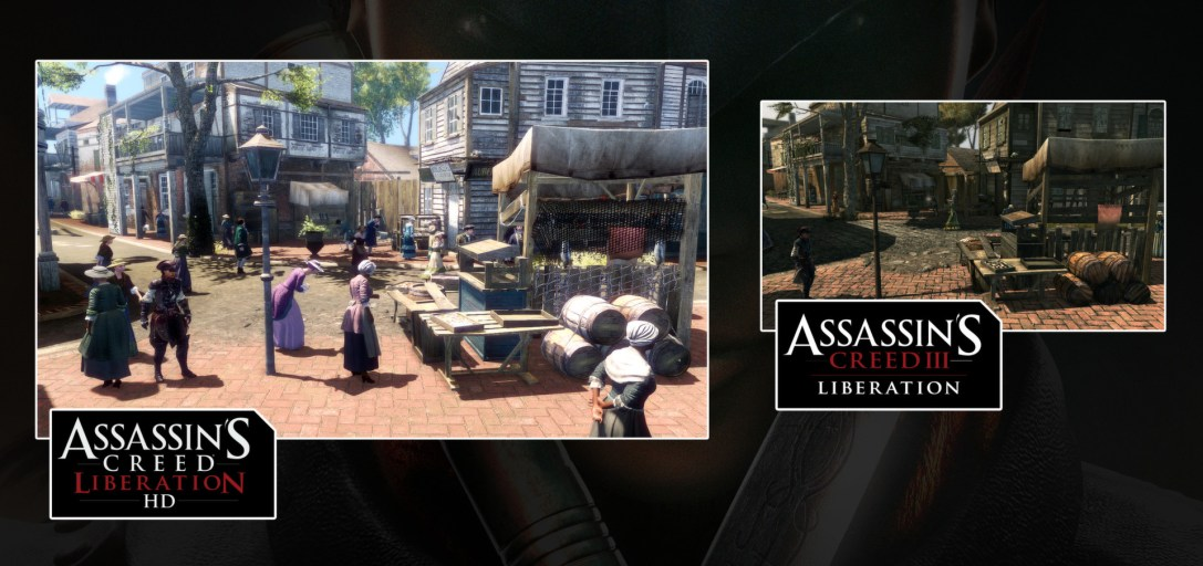 Assassin's Creed® Liberation HD  PREVIEW