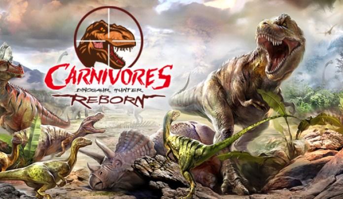 Carnivores: Dinosaur Hunter Reborn en Steam
