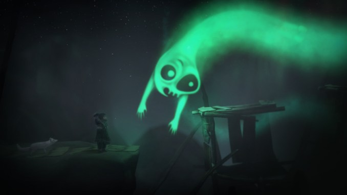 Never Alone Arctic Collection screenshot 2