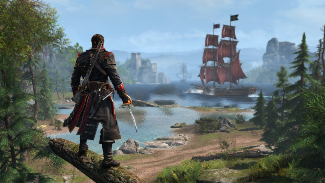 Assassin's Creed® Rogue  PREVIEW