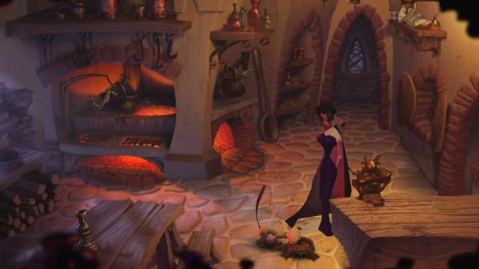 A Vampyre Story screenshot 2