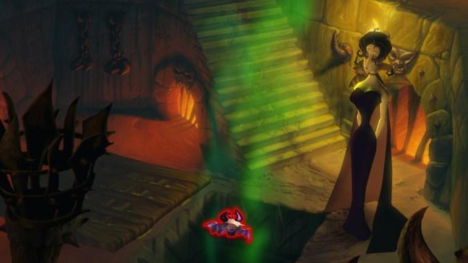A Vampyre Story screenshot 1