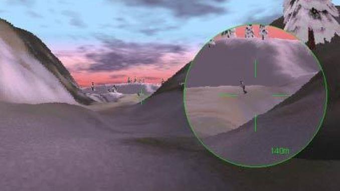 Delta Force screenshot 2