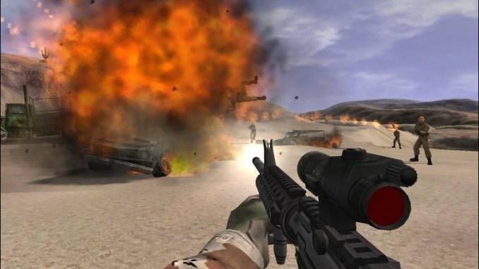 Delta Force - Xtreme screenshot 1