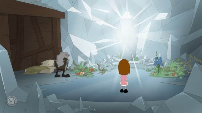 Anna's Quest screenshot 1