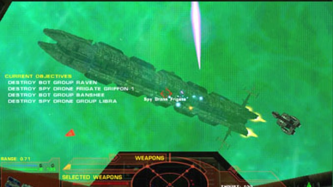 Tachyon: The Fringe screenshot 2