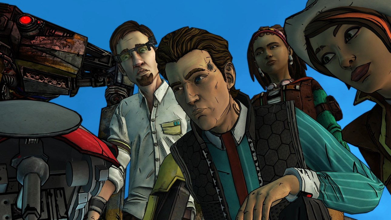 Tales from the Borderlands Free Download
