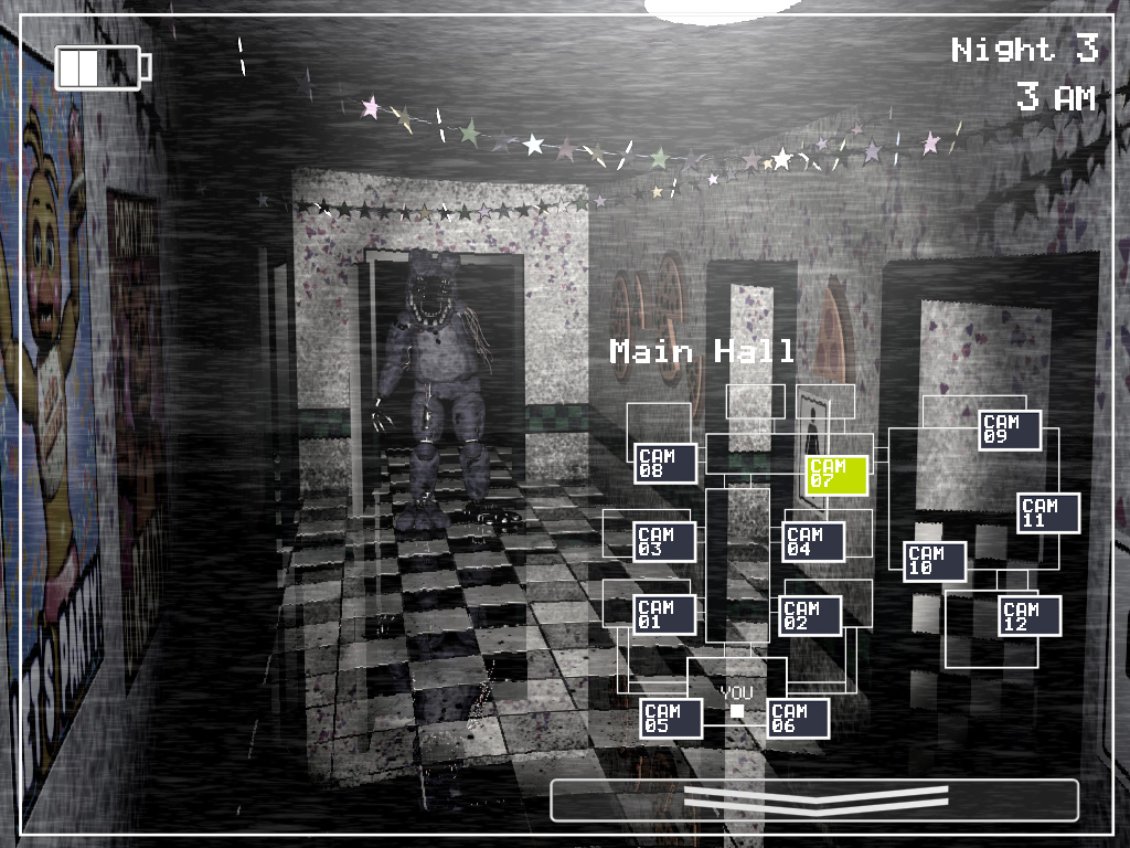 Five Nights at Freddy's 2  PREVIEW