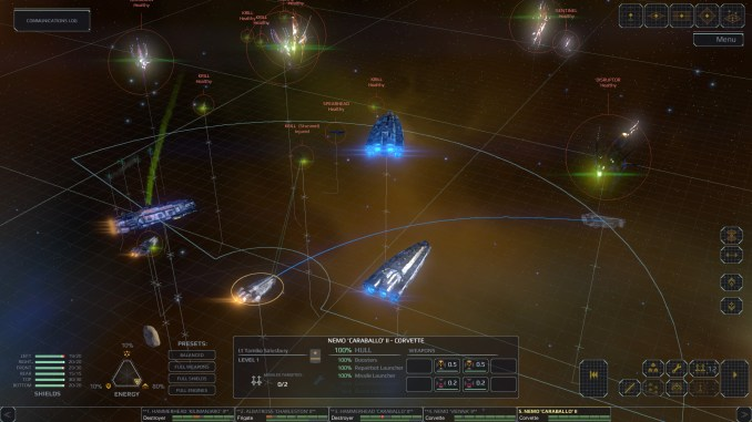 Star Hammer: The Vanguard Prophecy screenshot 2