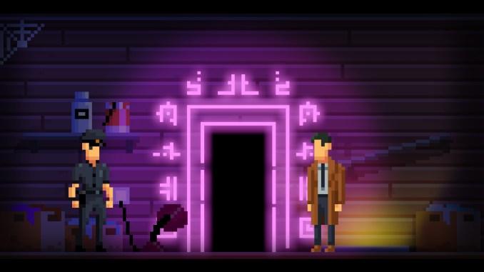 The Darkside Detective screenshot 1