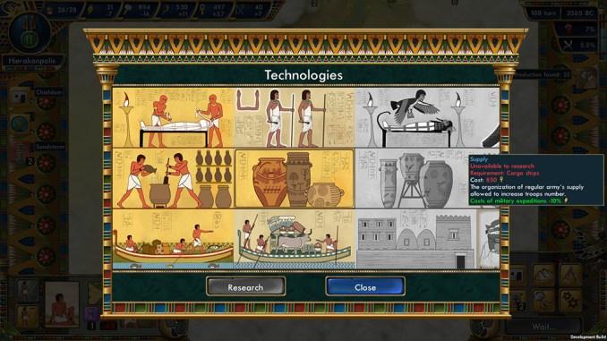 Predynastic Egypt screenshot 3