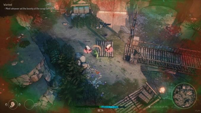 Seven: The Days Long Gone screenshot 2