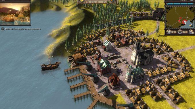 Patrician IV Gold screenshot 3