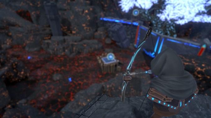 QuiVr Vanguard screenshot 1