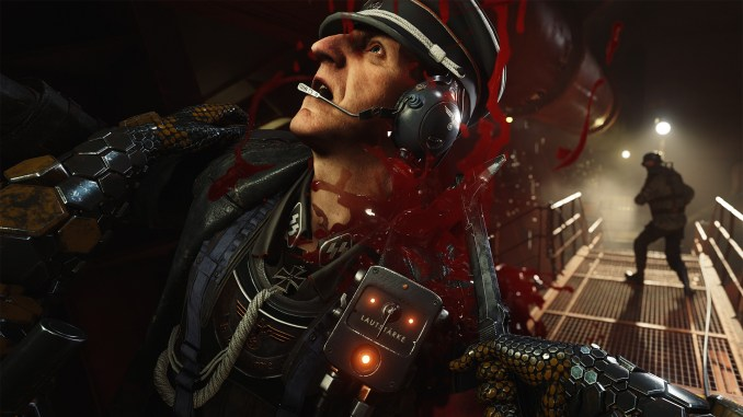Wolfenstein II: The New Colossus screenshot 1