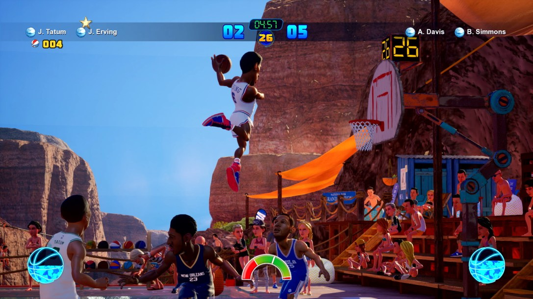 NBA 2K Playgrounds 2  PREVIEW