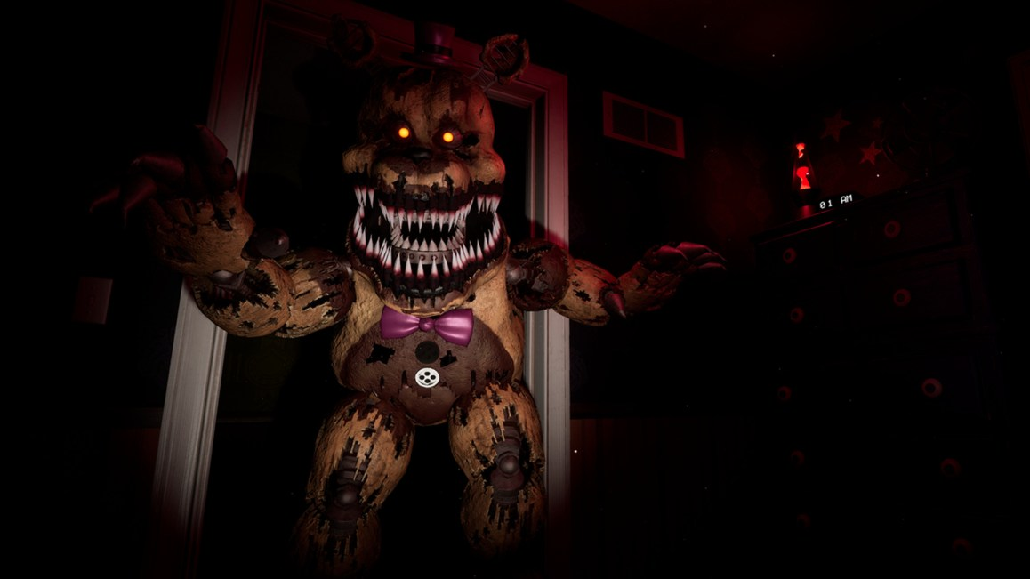 FIVE NIGHTS AT FREDDY'S: HELP WANTED  PREVIEW