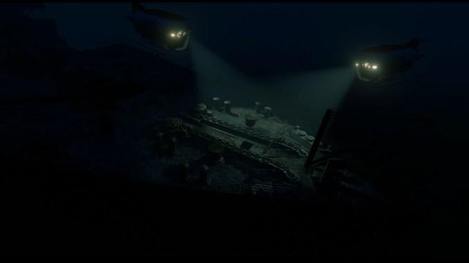 Titanic VR screenshot 2