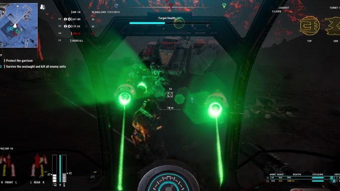 MechWarrior 5: Mercenaries screenshot 3