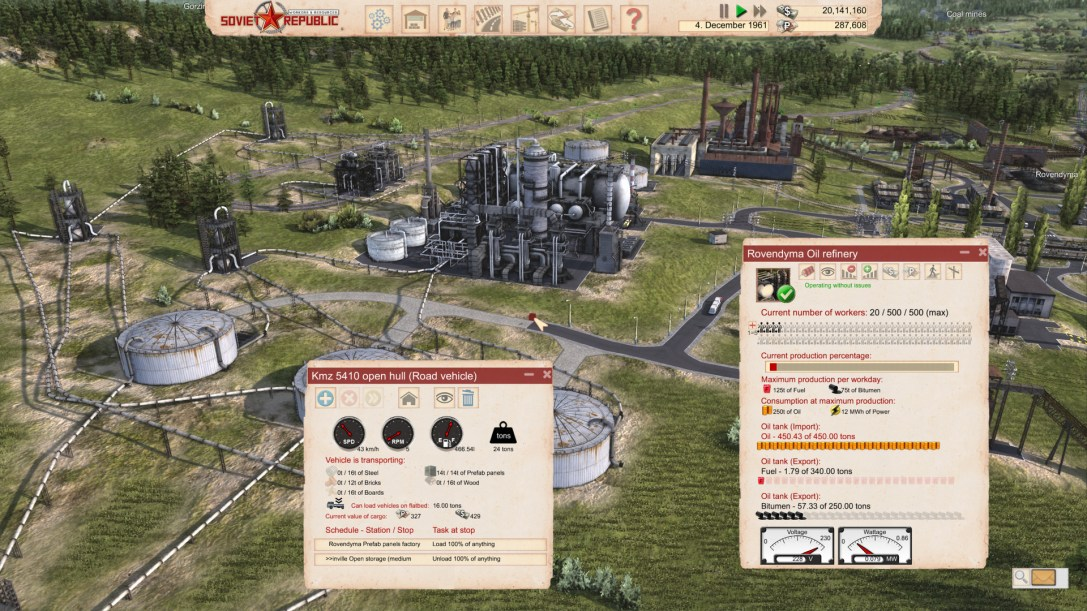 Workers & Resources: Soviet Republic  PREVIEW