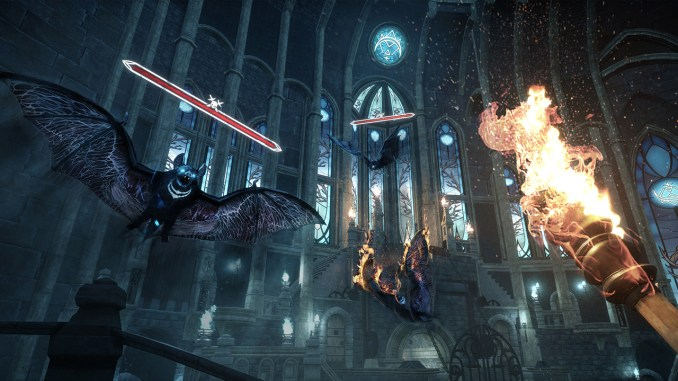 Witching Tower VR screenshot 2