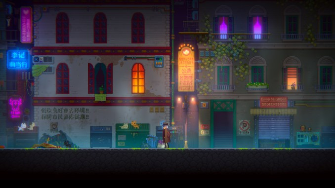 Tales of the Neon Sea screenshot 3