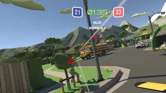 Headshot VR screenshot 3