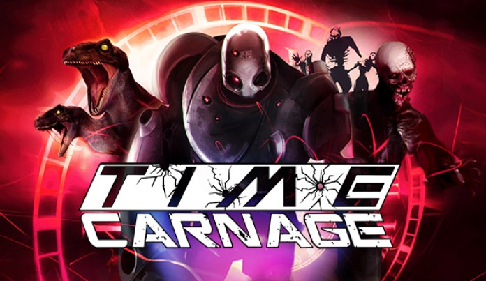 Time Carnage on Steam