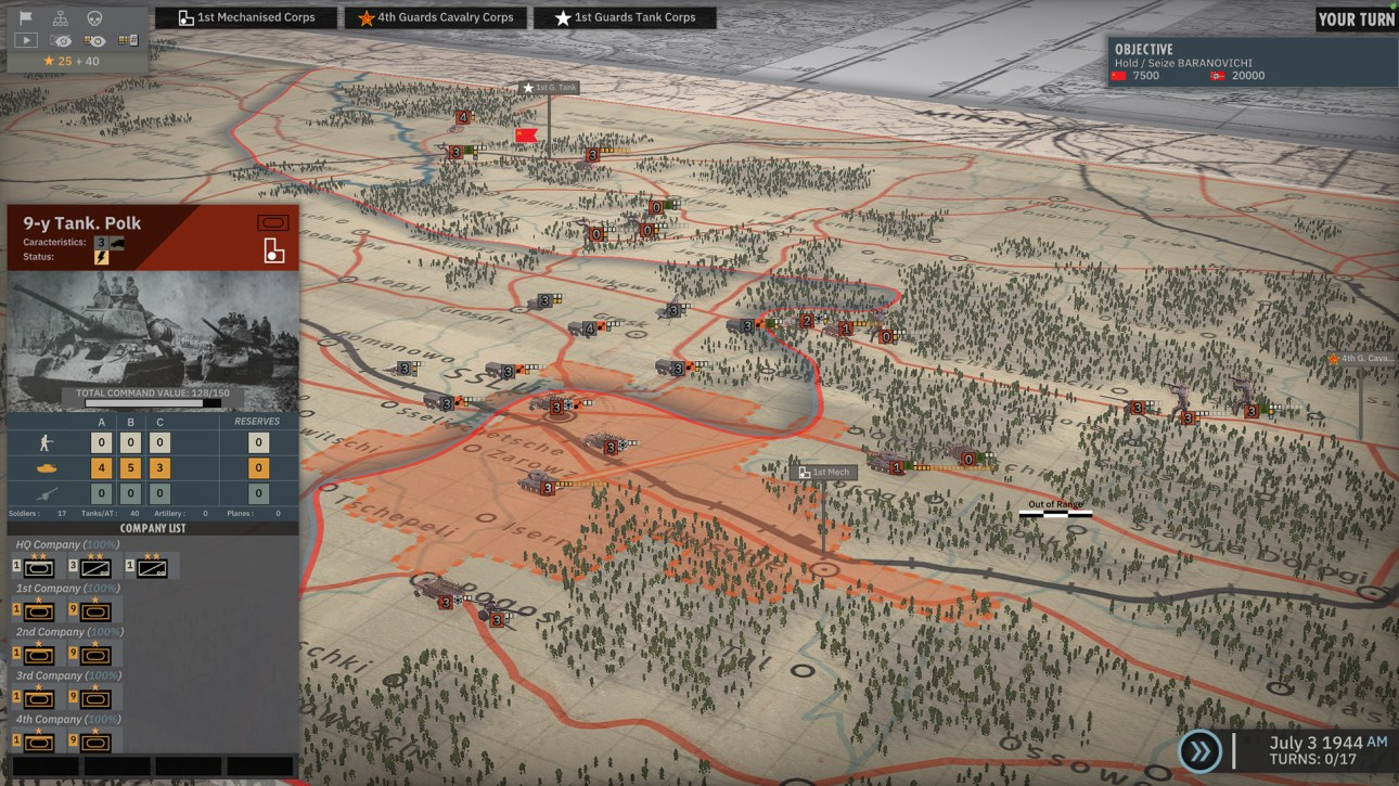 STEEL DIVISION 2 NEMESIS 2 LVOV OFFENSIVE FREE DOWNLOAD