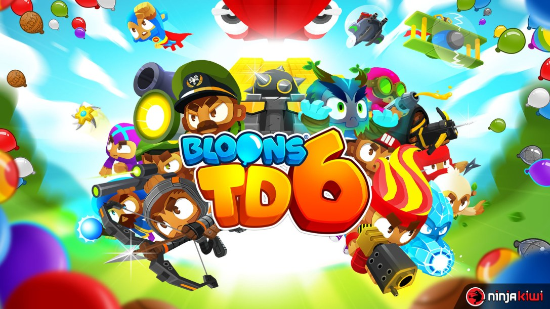 Bloons TD 6  PREVIEW