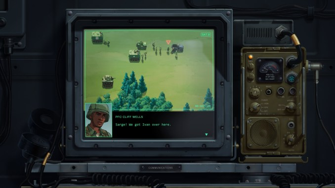 Möbius Front '83 screenshot 2