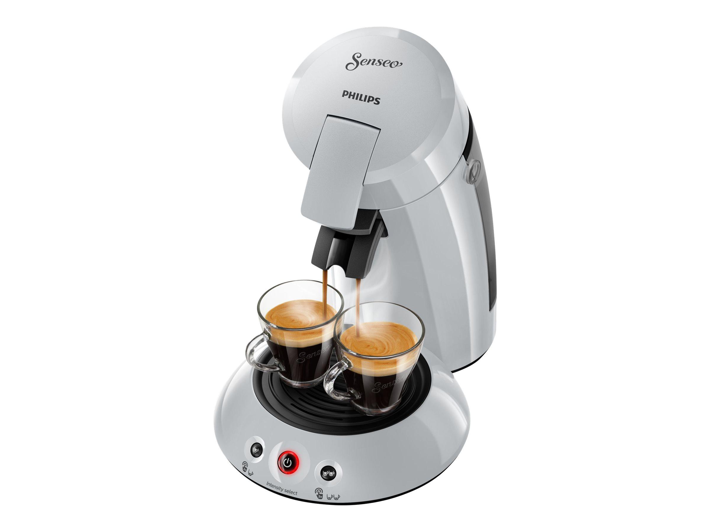 Cafetiere A Dosettes Philips Senseo Original Hd6554 11 Au Meilleur Prix E Leclerc