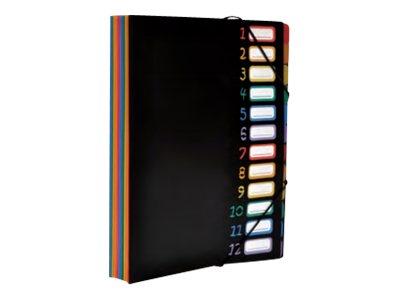 Viquel Rainbow Class Trieur Soufflets 12 Positions