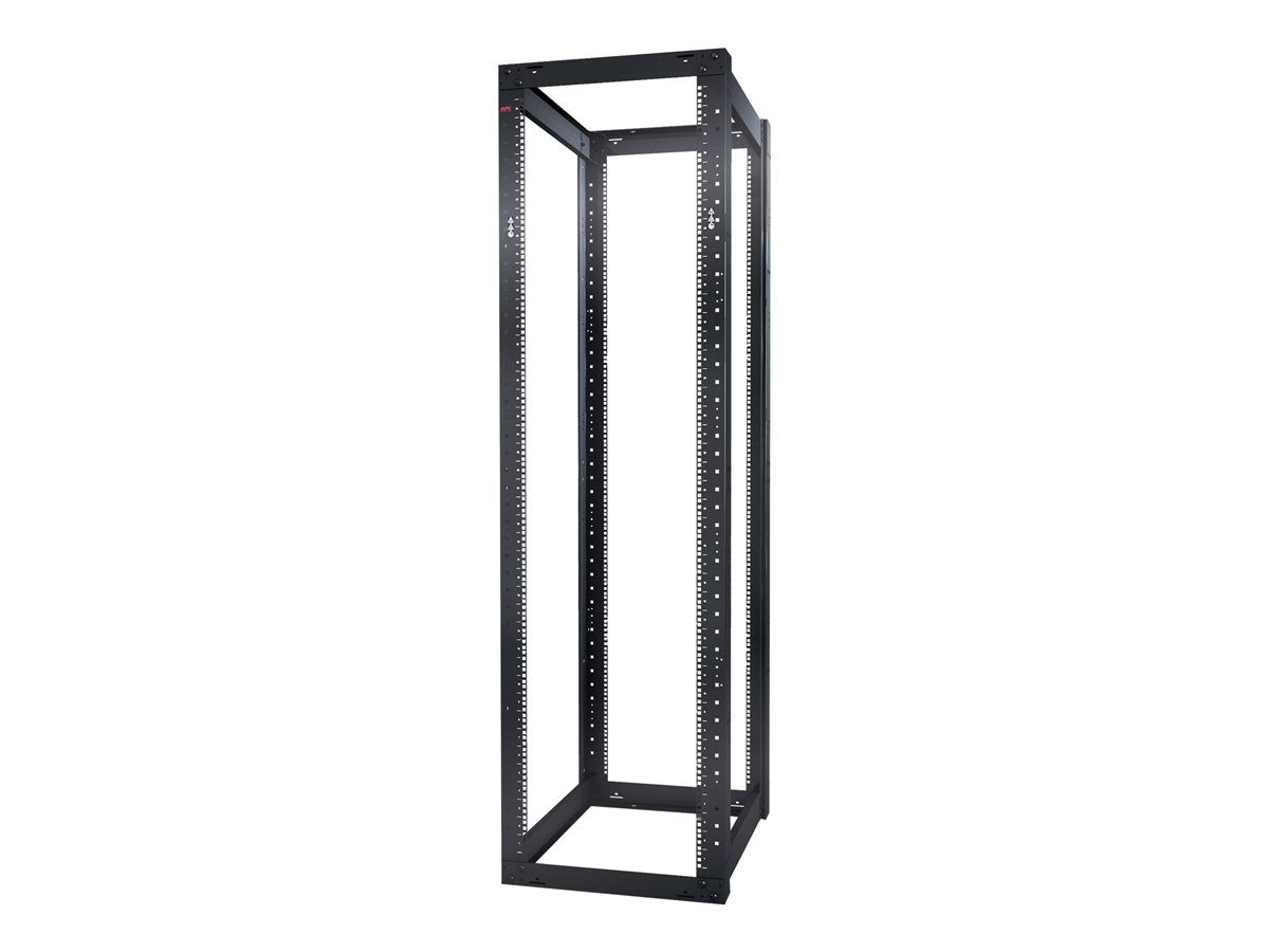 Apc Ar203a 44u Netshelter 4 Post Open Frame Rack