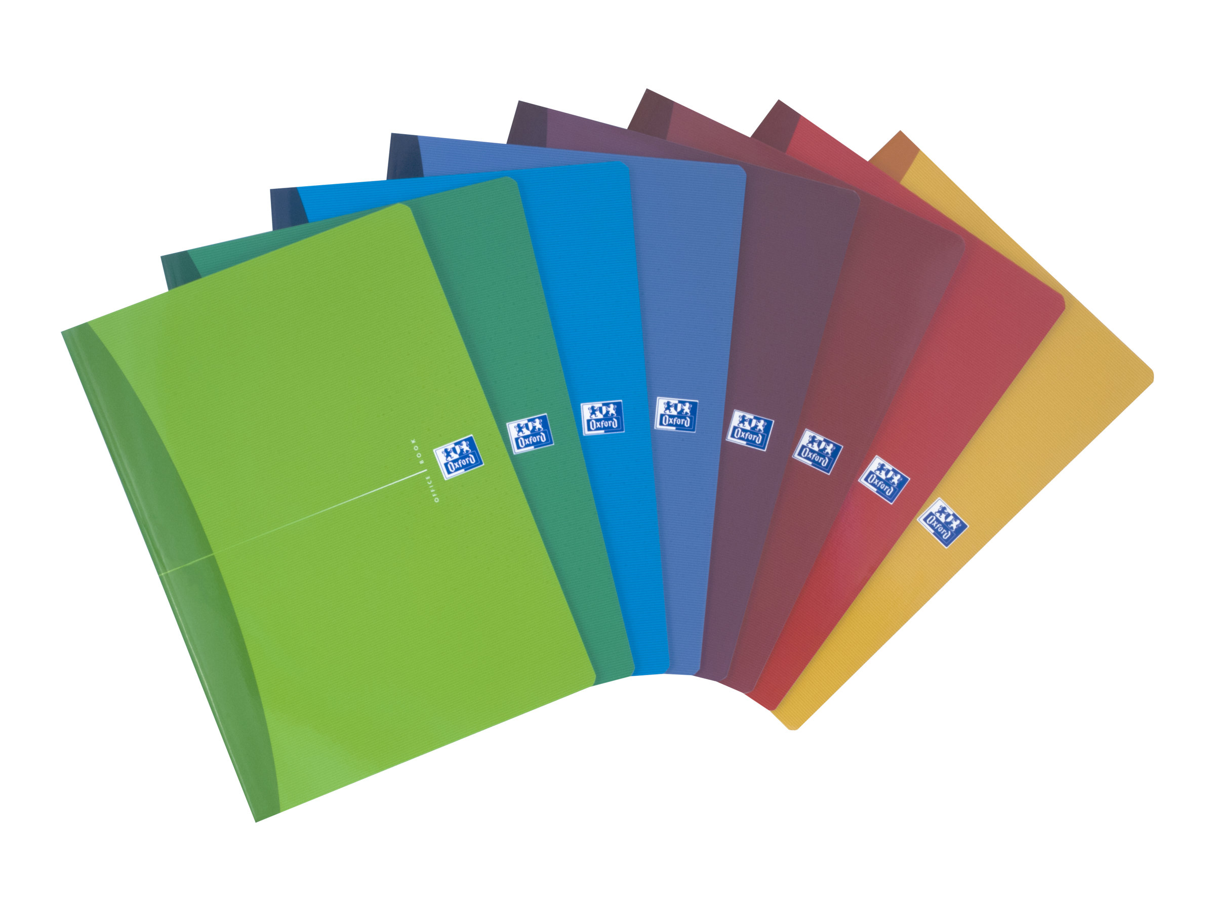 Oxford Office Essentials Cahier Agraf A4 96 Pages