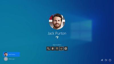 Windows Hello - La sécurité avec le sourire