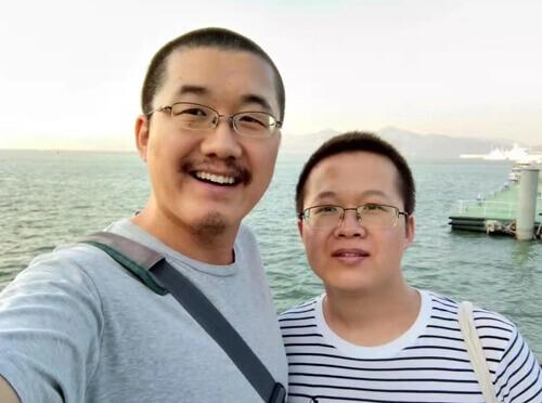 Chen Kun and Chen Mei.