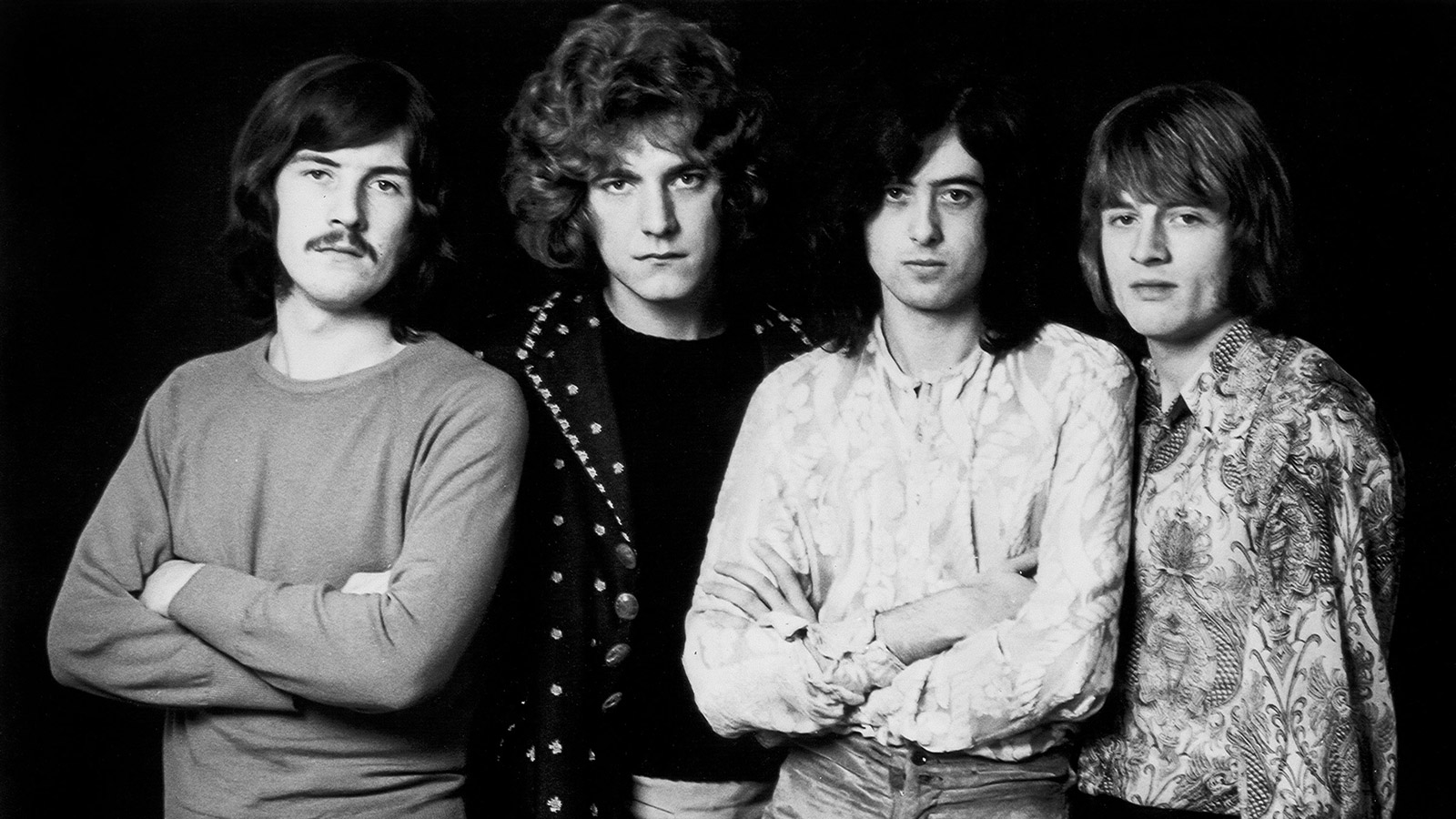 Rare And Unseen Photos Of Led Zeppelin