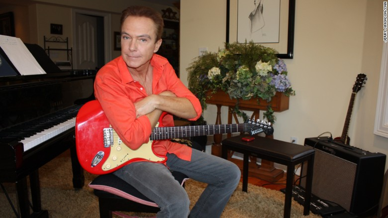 Image result for David Cassidy, 'Partridge Family' superstar, in critical condition