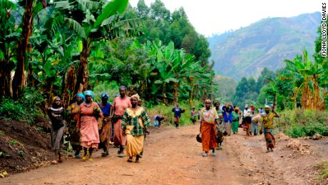 Why eastern DR Congo is 'rape capital of the world'