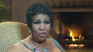 Aretha Franklin on father's influence (2012)