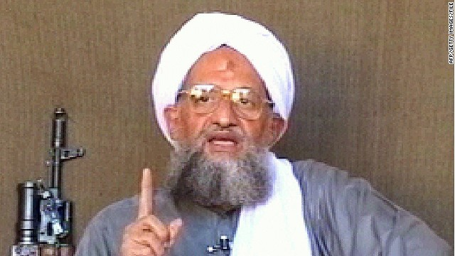 Where is bin Laden's partner in crime, Ayman al-Zawahiri?